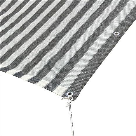 LIXIONG Sombra de red 80% de la tasa de sombrilla Protección solar Aislamiento térmico Respirable
