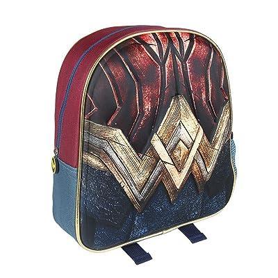 9e25e3073e outlet DC Super Hero Girls 2100-2078 Children s Backpack 3D