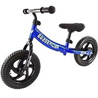 Kids First Balance Bike Zycom Toddler Boys My 1St Blue Black 10 Inch Training