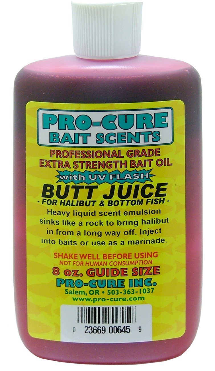Pro Cure Butt Juice Heavy Liquid, 8 Ounce