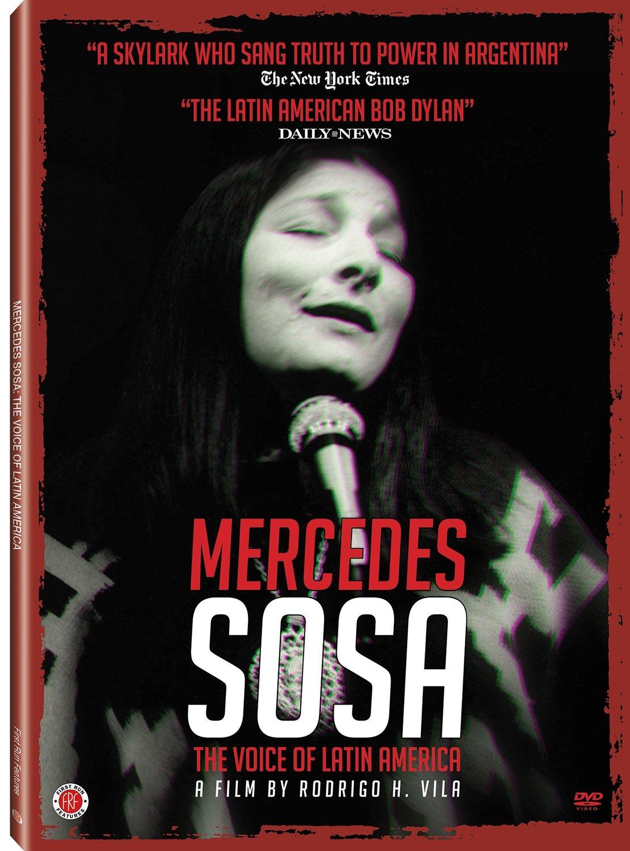 Amazon.com: Mercedes Sosa: The Voice of Latin America: Mercedes Sosa, Pablo Milanés, León Gieco, David Byrne, Chichí Sosa, Chico Buarque, Elba Bustelo, ...