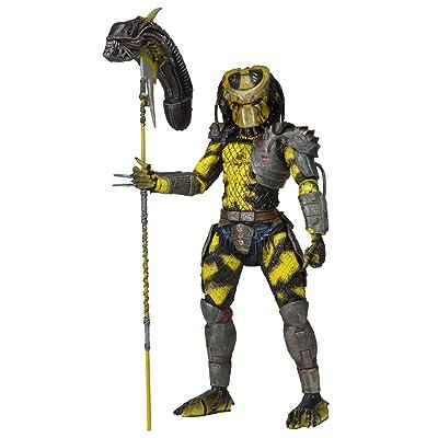 "NECA Predators Series 11 - Wasp Predator - Scale Action Figure, 7"": Toys & Games"