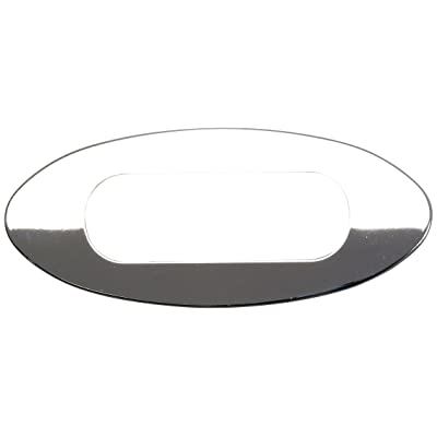 Maxxima (063CH) Stainless Steel Bezel for LED Flip Light: Automotive