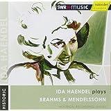 Ida Haendel Joue Brahms Et Mendelssohn