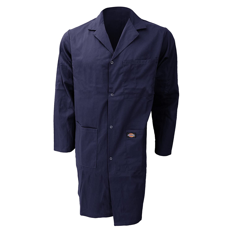 Manteau de travail Dickies Redhawk pour homme Bleu marine 2XL