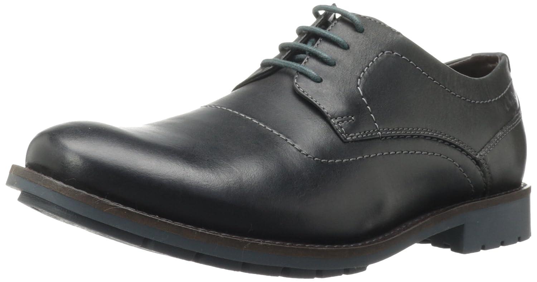 Amazon.com   Clarks Men's Garnet Walk Oxford, Black Leather, 11.5 M US    Oxfords
