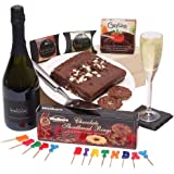 Happy Birthday Chocolate Hamper - Gift Hampers & Gift Baskets - A Delicious Birthday Hamper, Suitable For Him or For Her