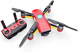 product image for Mark XLIII Decal for Drone DJI Spark Kit - Includes Drone Skin, Controller Skin and 1 Battery Skin