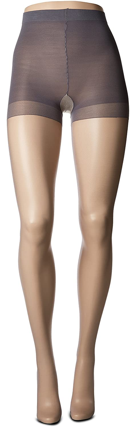 Berkshire Womens Plus Size Queen Ultra Sheer Control Top Pantyhose