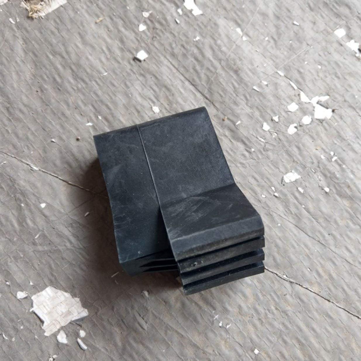 Leiter Runde Fu/ßabdeckung Exquisite Langlebige Multifunktions-Faltleiter F/ächerf/örmige Fu/ßabdeckung Antirutschmatte