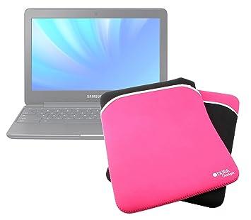 Funda para ordenador portátil Samsung Chromebook 3-neopreno, resistente al agua, color negro