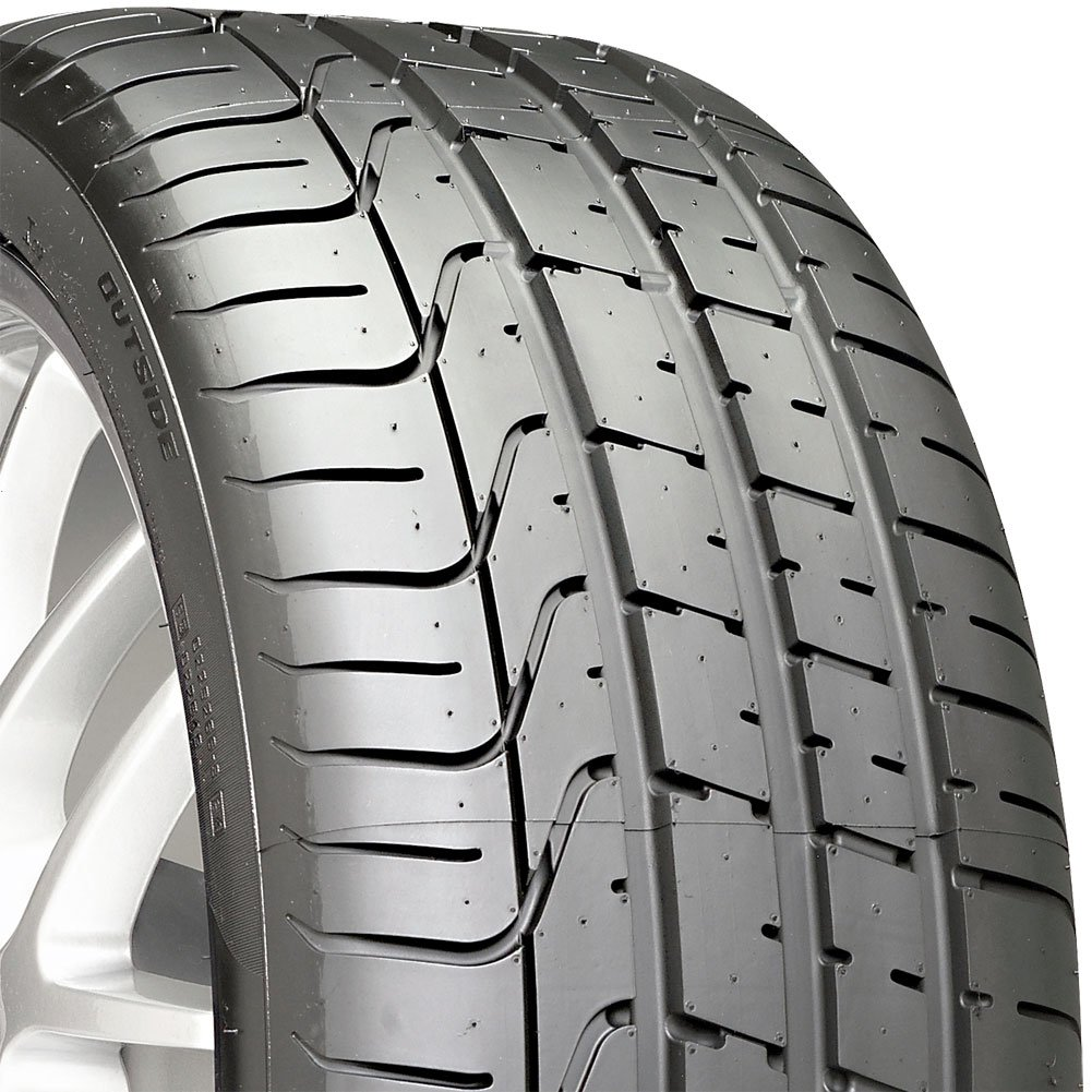 Pirelli P ZERO High Performance Tire - 275/40R20 106Y by Pirelli (Image #1)