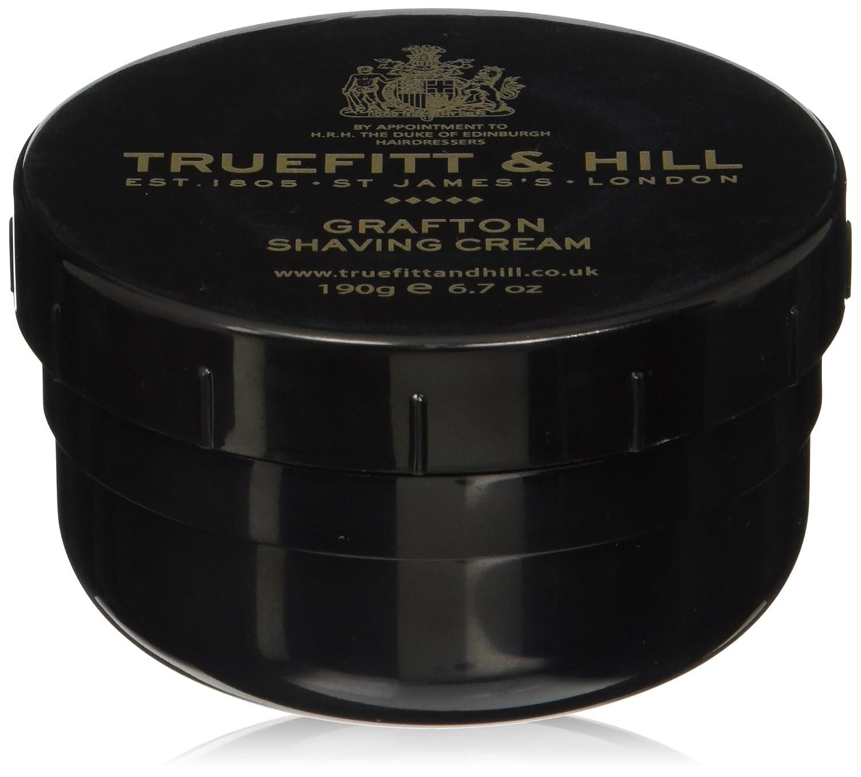Truefitt & Hill Grafton crema de afeitado con Woody & Spicy tonos 29