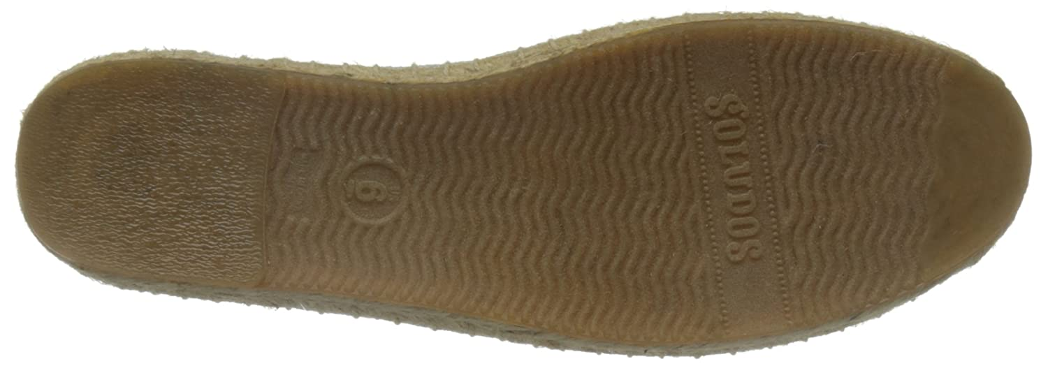 Soludos Women's Giraffe Smoking Slipper Flat B01NCS6FZN 5.5 B(M) US|Natural