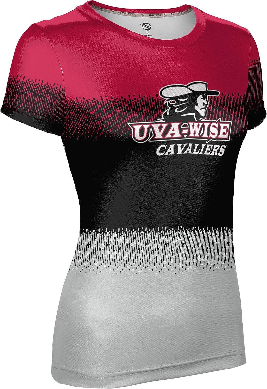 Drip University of Virginias College at Wise Girls Performance T-Shirt