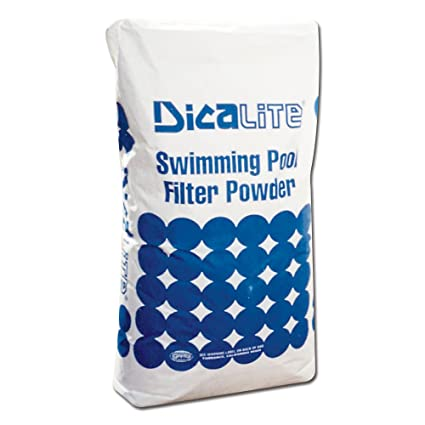 Dicalite Minerals DE Swimming Pool Filter Media - 100 Pounds
