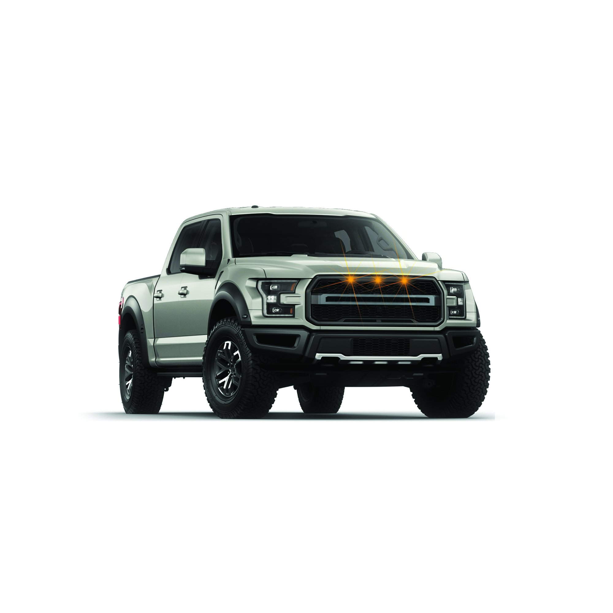 Alpena 77162 PositionPodz LED Marker Light for Rooftop and Grille by Alpena (Image #3)