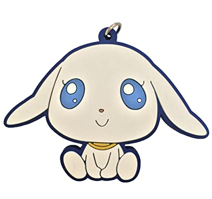 Amazon.com: Digimon Adventure: plotmon/Salamon PVC Llavero ...