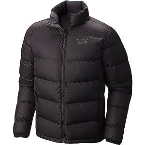 7567d772fba Amazon.com: Mountain Hardwear Dynotherm Down Jacket - Men's Dark ...