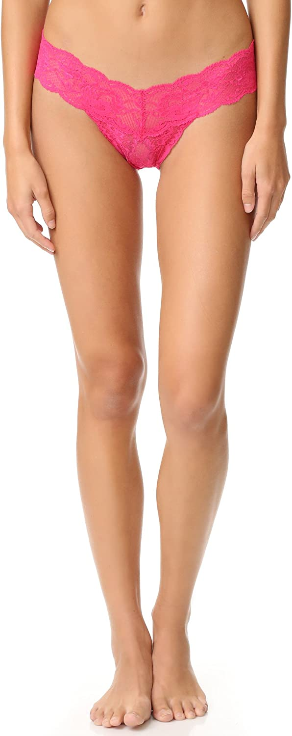 Cosabella Womens Never Say Never Low Rise Thong Cutie