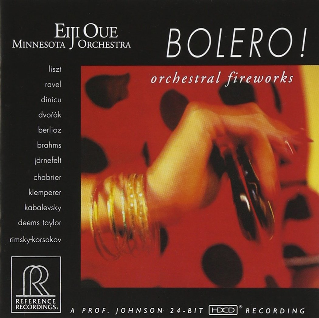 Bolero!: Orchestral Fireworks by Reference Recordings