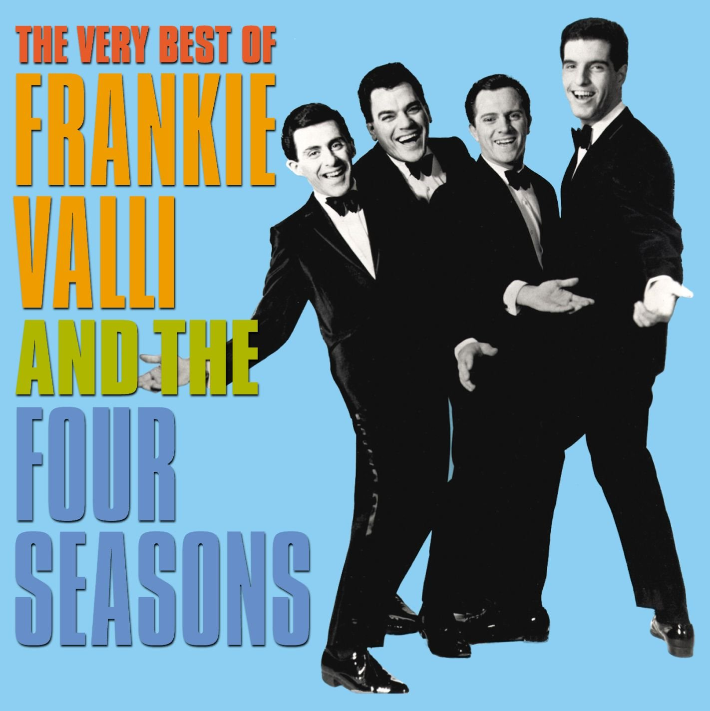 Frankie Valli, The Four Seasons - Very Best of Frankie Valli and ...