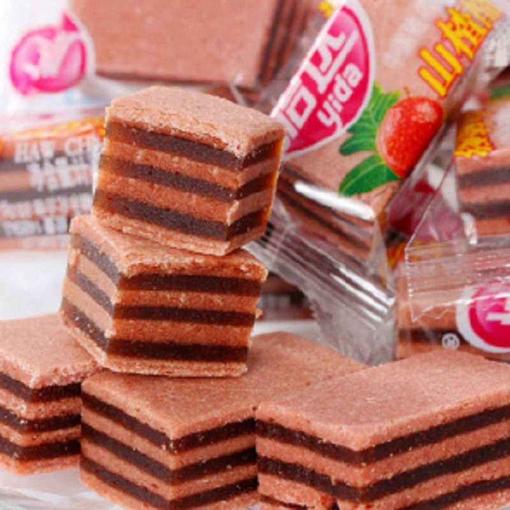 Amazoncom 250g 88 Oz Yida Haw Candy Hawthorn Sweets Snack