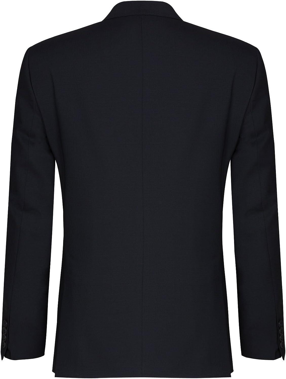 Carl Gross Mens Tr-Shane Ss Suit Jacket