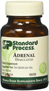 Standard Process- Des. Adrenal , 90 Tablets