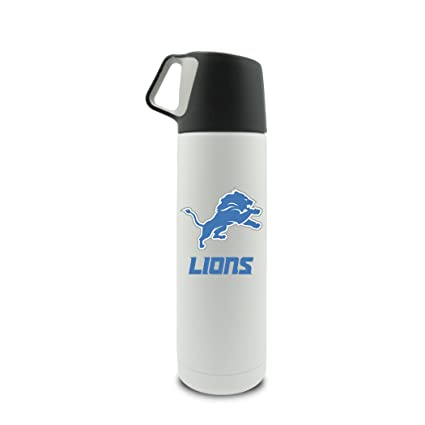 Amazon.com: NFL de Acero Inoxidable De café Thermo, negro ...