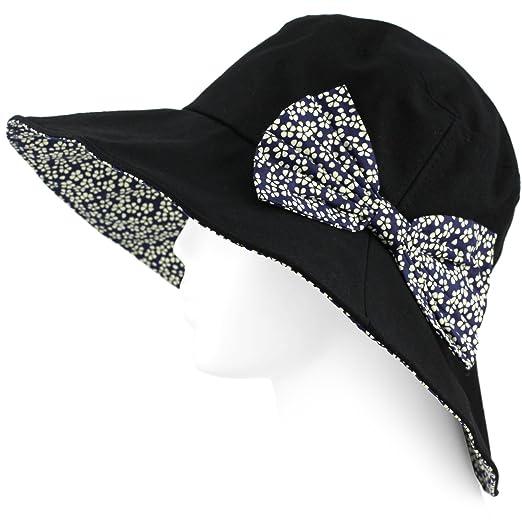 Packable Summer Beach Sun Hat - Flexible Wide Wire Brim 37cebab5d0bd