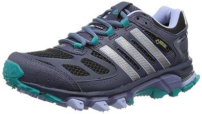 Asesino Zanahoria Subvención  adidas Performance Womens Response Trail 20 W GTX Running Shoes ...