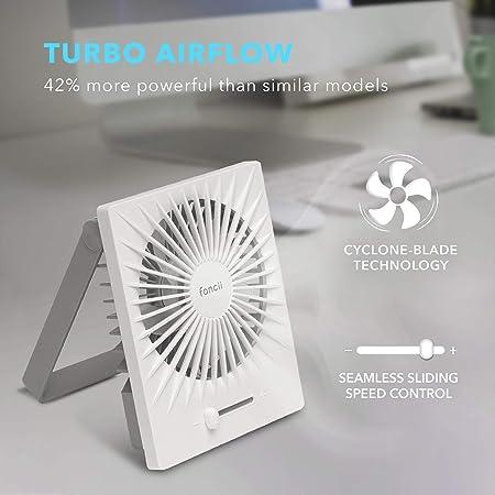 Mini Chilling Fan,Portable Foursquare Desktop Fan Mini Electric Fan HAIMEI-WU USB Rechargeable 3 Speed Adjustable Air Fan for House Office Travel Color : Pink