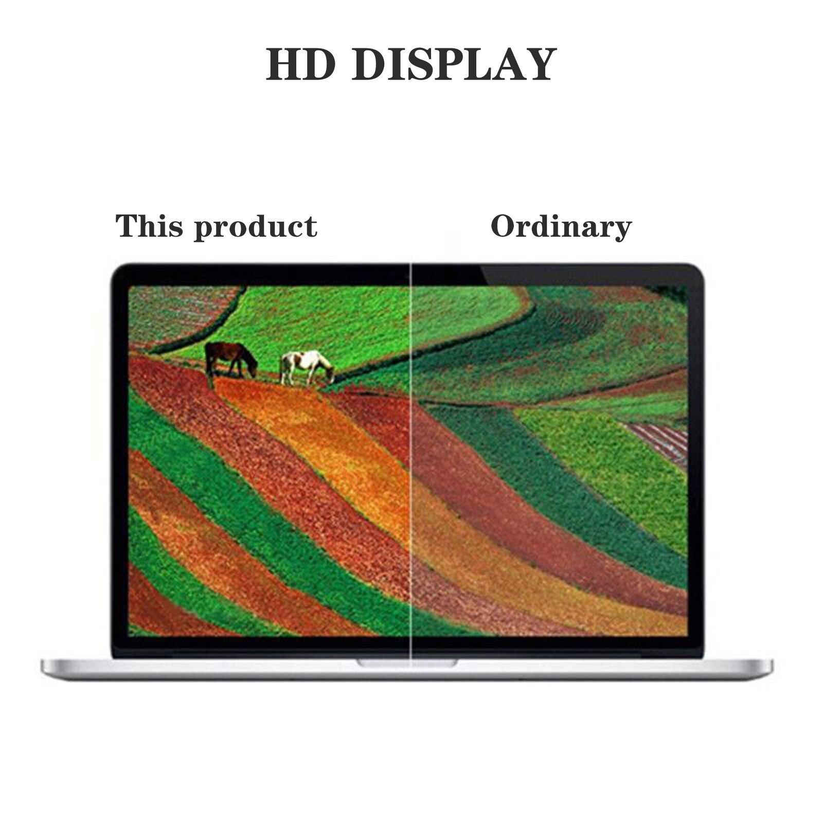 Lenovo 500e Chromebook Screen Protector,HD Clear LCD Anti-Scratch Anti-Fingerprints Guard Film For 11.6'' Lenovo 500e Chromebook 2-in-1 Laptop(2-pack) by Liudashun (Image #5)