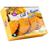 Karachi Bakery Oats and Raisins Cookies, 200g