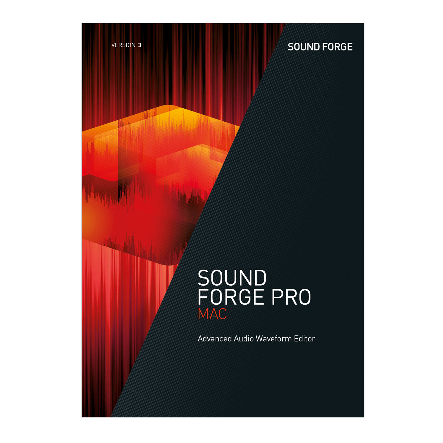 (Sound Forge Pro Mac 3 [Download])