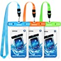 Mpow Waterproof Case Universal Phone Pouch