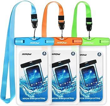 Mpow Waterproof Case Universal Phone Pouch