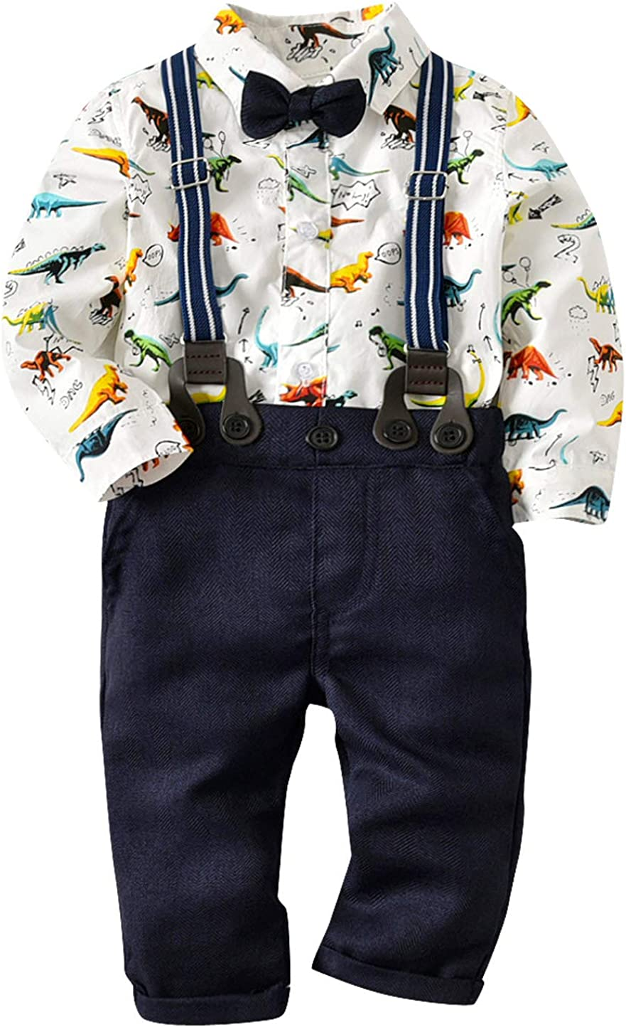 Amazon.com: Happy Cherry - Trajes de caballero con tirantes ...