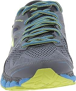 Mizuno Wave Sky 2, Zapatillas para Hombre, Multicolor (O Blue/Yellow/Black 001), 40 EU: Amazon.es: Zapatos y complementos