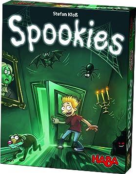 HABA- Spookies, Juego de Mesa (301896): Amazon.es: Juguetes y juegos