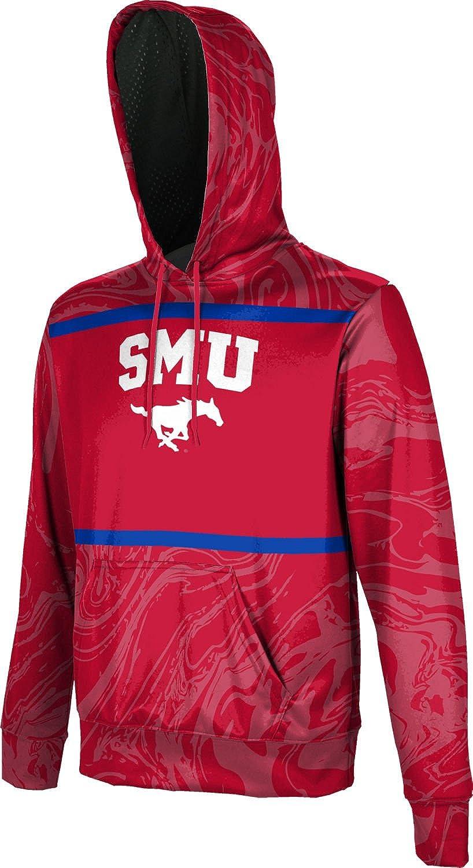 ProSphere Southern Methodist University Boys Hoodie Sweatshirt Ripple