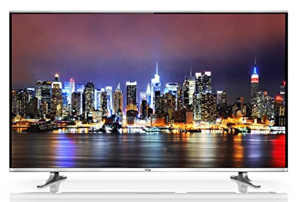 VU 139 cm (55 inches) 55K160 Full HD LED TV (Silver) Televisions at amazon
