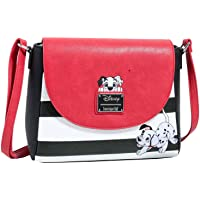 101 Dalmatians - Striped Crossbody Bag