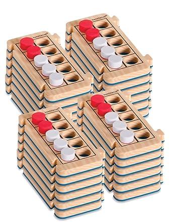Amazon.com: ETA hand2mind Foam Ten-Frames (Pack of 24): Industrial ...
