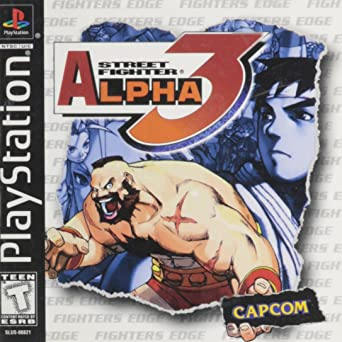 Amazon com: Street Fighter Alpha 3: Unknown: Video Games