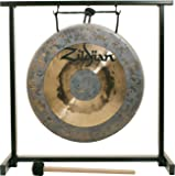 """Zildjian 12"""" Table-top Gong and Stand Set"""
