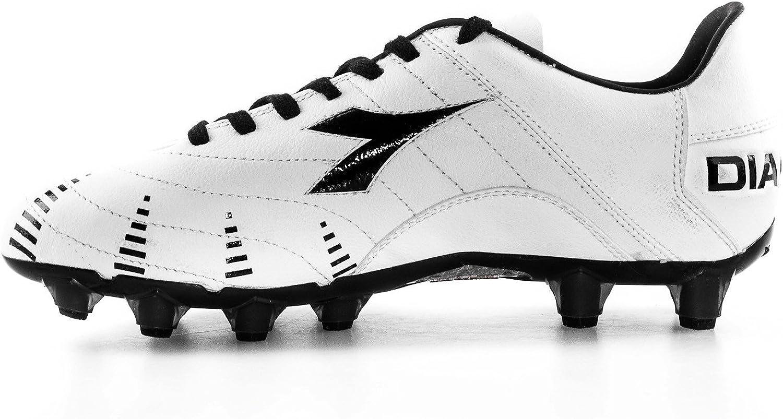 Diadora Scarpe calcio DD EVOLUZIONE LT GX1 scarpetta bianca