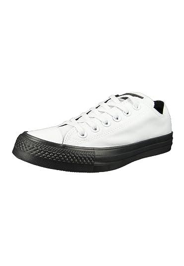 Converse Chucks Weiss 560648C Chuck Taylor All Star OX White Black Gr. 36 41