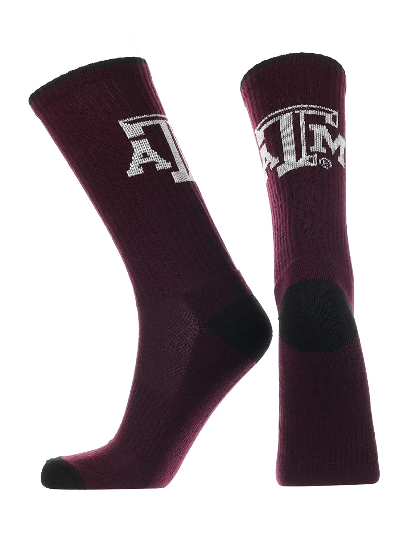 Texas A/&M Aggies Socks Campus Legend Crew Length